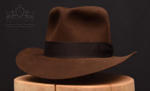 advintage hats masterpiece fedora indy indiana jones last crusade hut 4