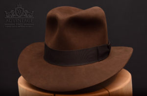 advintage hats masterpiece fedora indy indiana jones last crusade hut 1