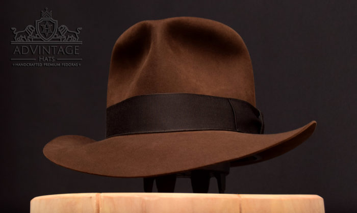 Last Crusade Fedora hut hat true-sable advintage