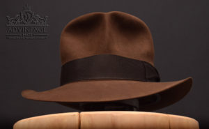streets of cairo fedora hat hut true-sable