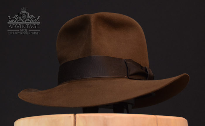 filmhut movie hat hero streets of cairo fedora indiana jones 1