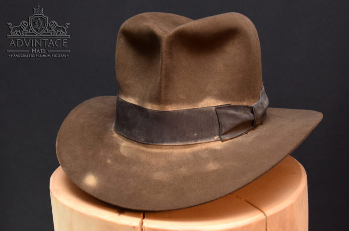 filmhut movie hat hero streets of cairo fedora indiana jones 4