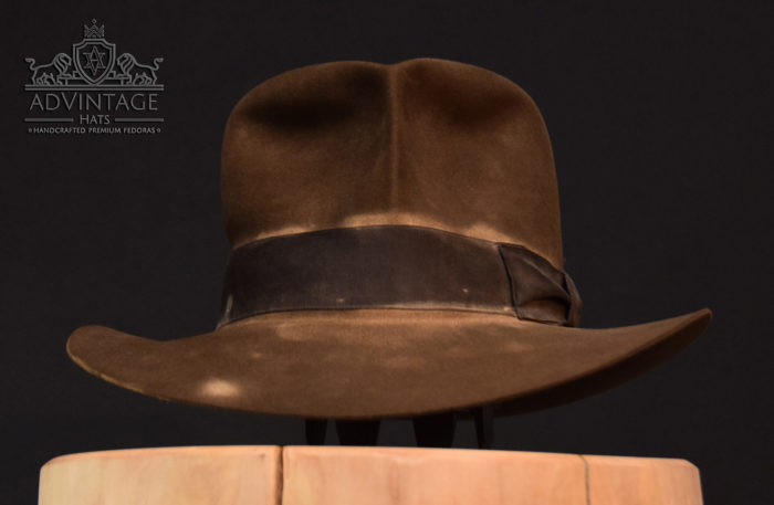 filmhut movie hat hero streets of cairo fedora indiana jones 5