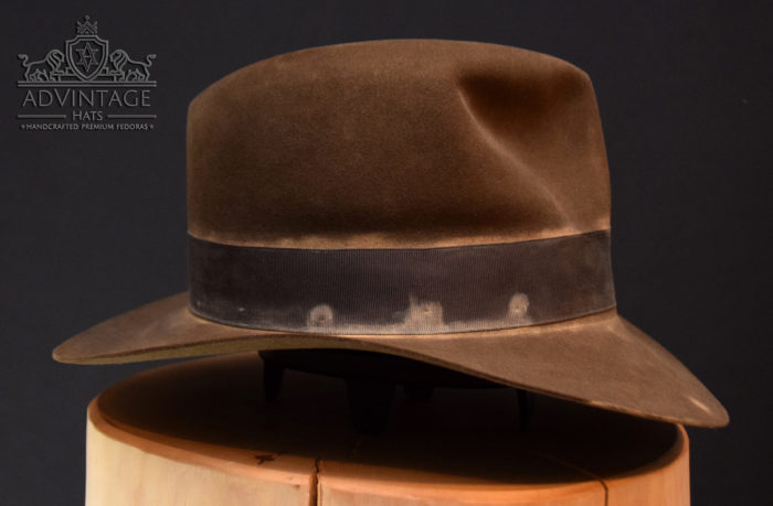 filmhut movie hat hero streets of cairo fedora indiana jones 8