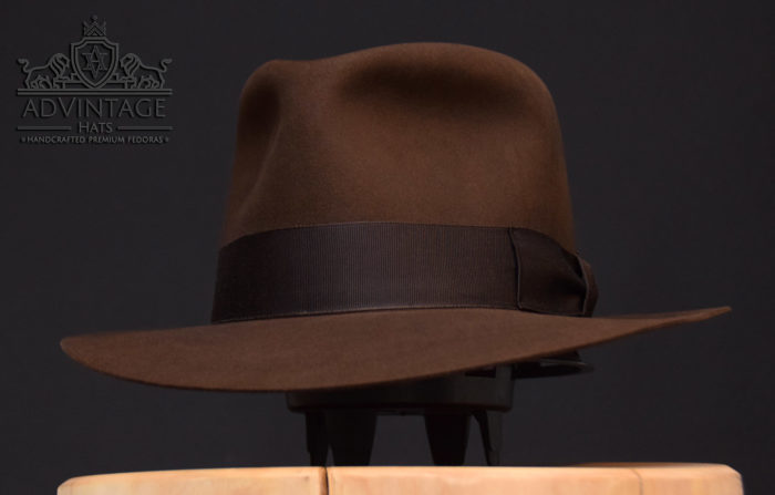 Temple of Doom fedora hut hat true-sable handgemacht