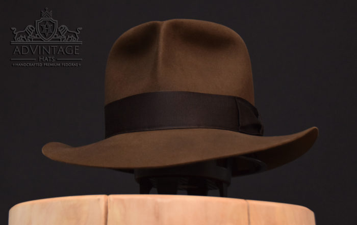 Indiana Jones Fedora Hut Hat raiders idol grab sable