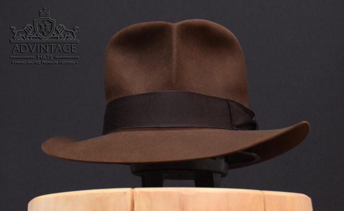 Streets of Cairo Indiana jones Fedora hat hut true-sable