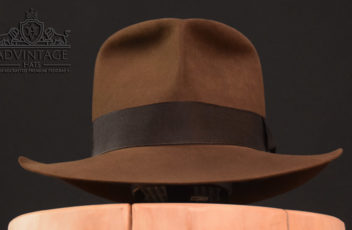 Raiders Fedora hat hat without turn indiana jones indy