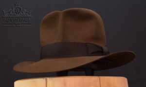Streets of Cairo soc fedora hat hut sable indiana jones