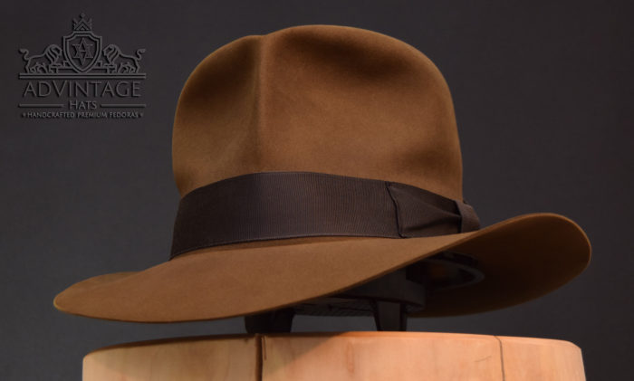 indiana jones streets of cairo fedora hut hat raiders-sable