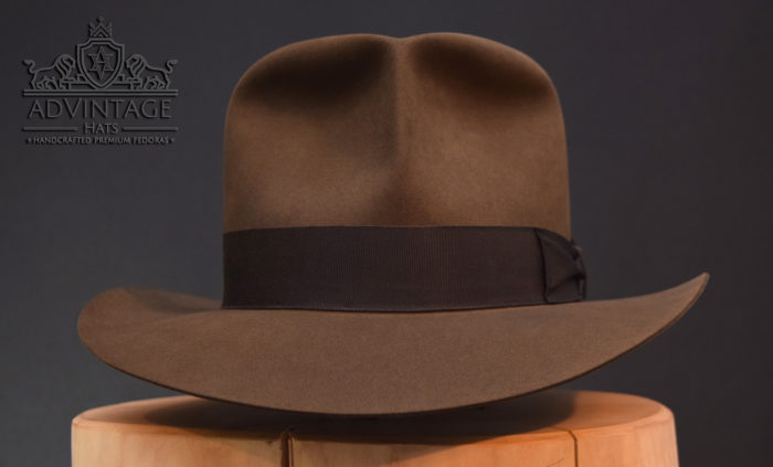 Indiana Jones hat hut fedora  sable raiders-turn