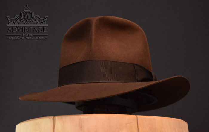 Indiana Jones hat hut fedora idol grab true sable