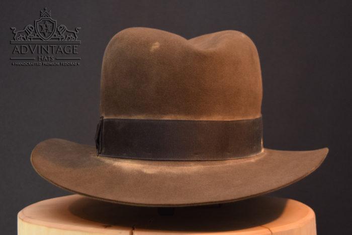 Streets of Cairo Hero Indiana Jones fedora hut hat 4