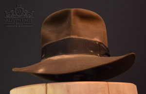 Streets of Cairo Hero Indiana Jones fedora hut hat