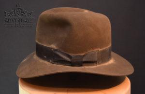 Streets of Cairo Hero Indiana Jones fedora hut hat 3