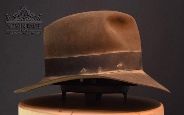 Streets of Cairo Hero Indiana Jones fedora hut hat 2
