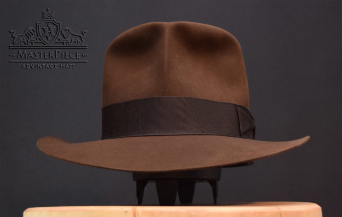 MasterPiece adVintage Fedora Raiders of the lost ark indiana jones hat hut