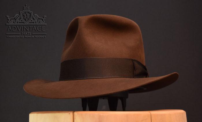 Kingdom Crytsal Skull Fedora Hut Indy Indiana Jones