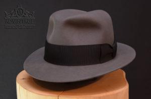 karl malden streets of san francisco trilby fedora hut hat