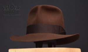 Raider fedora indiana jones indy hut hat true-sable