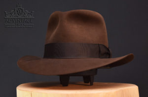 crusader fedora indiana jones indy hut hat true-sable last crusade