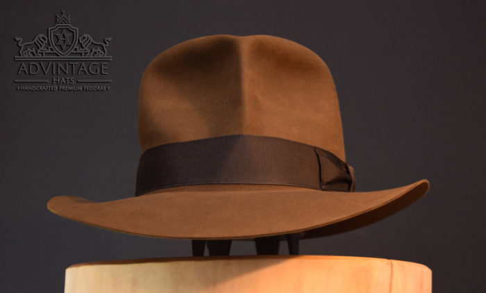 streets of cairo fedora hat hut Indy indiana jones raiders-sable 2