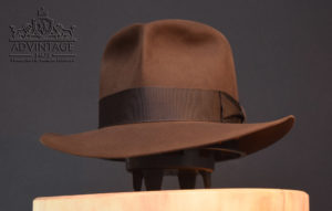 Raider fedora indiana jones indy hut hat true-sable without turn