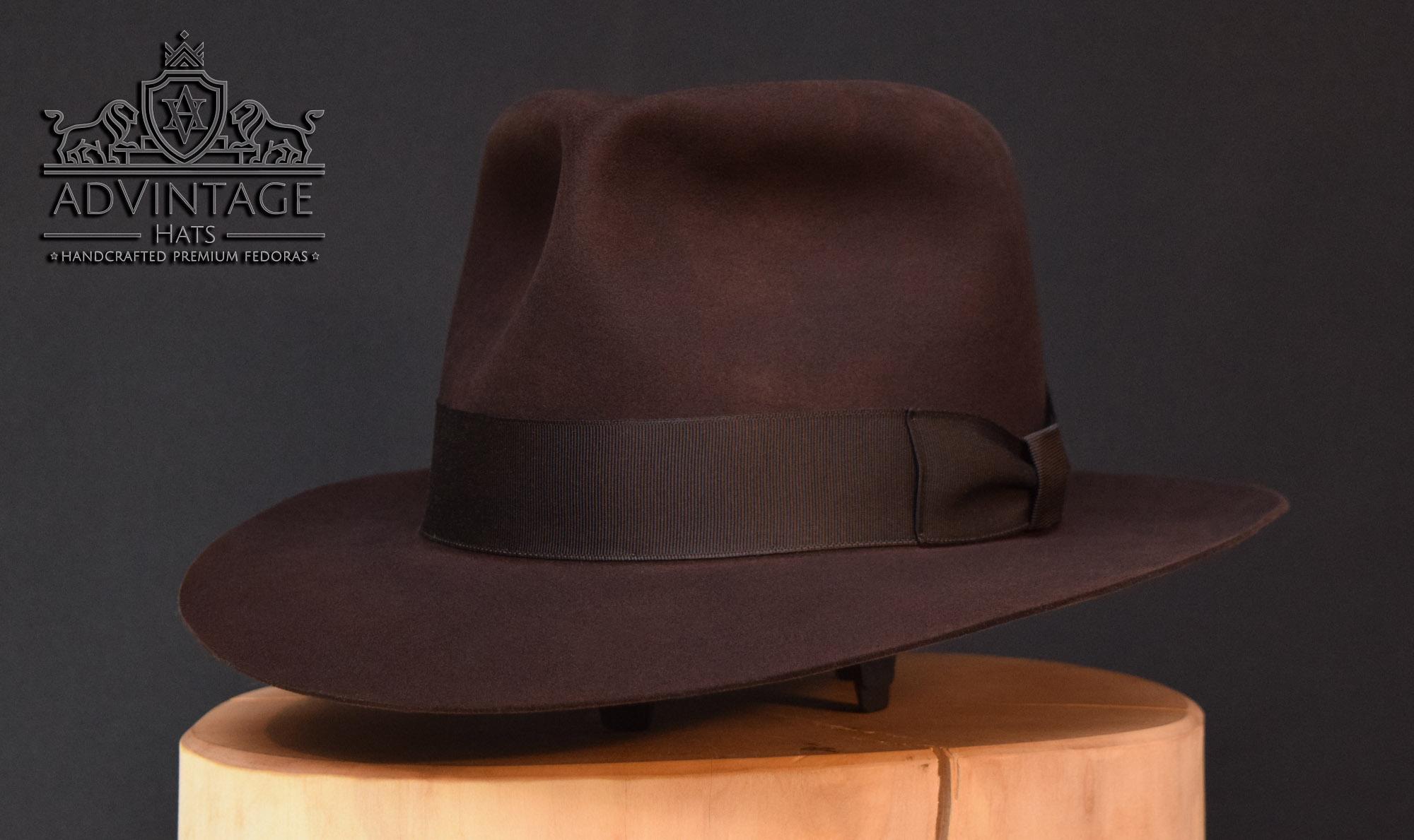 kingdom fedora hut hat indiana jones indy chocolate