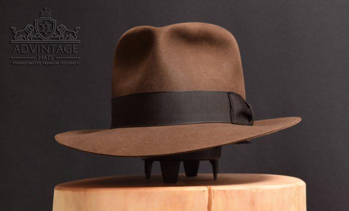Last Crusade Indiana Jones Fedora hat hut
