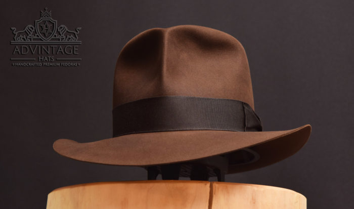 Raider fedora hut hat sable indiana jones indy