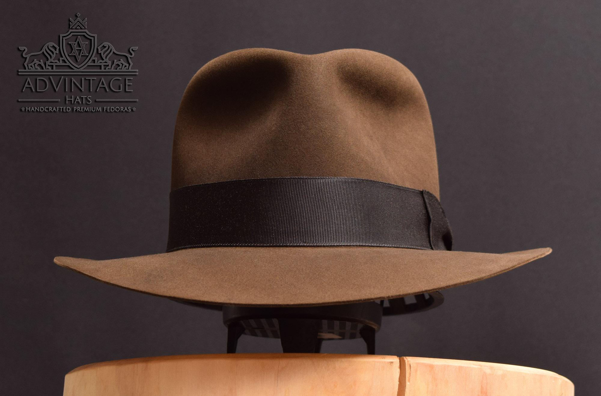 Temple of Doom fedora hut hat indiana jones sable indy