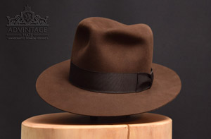 ToD Temple of Doom fedora hat hut indy indiana jones true sable