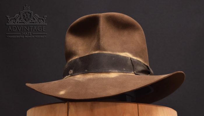 streets of cario truck scene soc fedora hut hat indiana jones indy true-sable hero advintage masterpiece