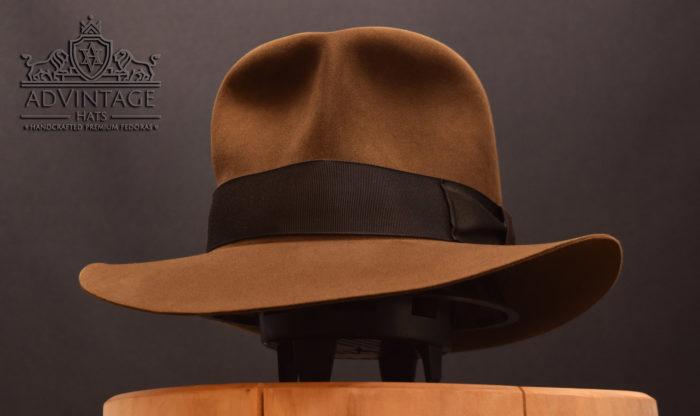 streets of cario soc fedora hut hat indiana jones indy bright-sable decent